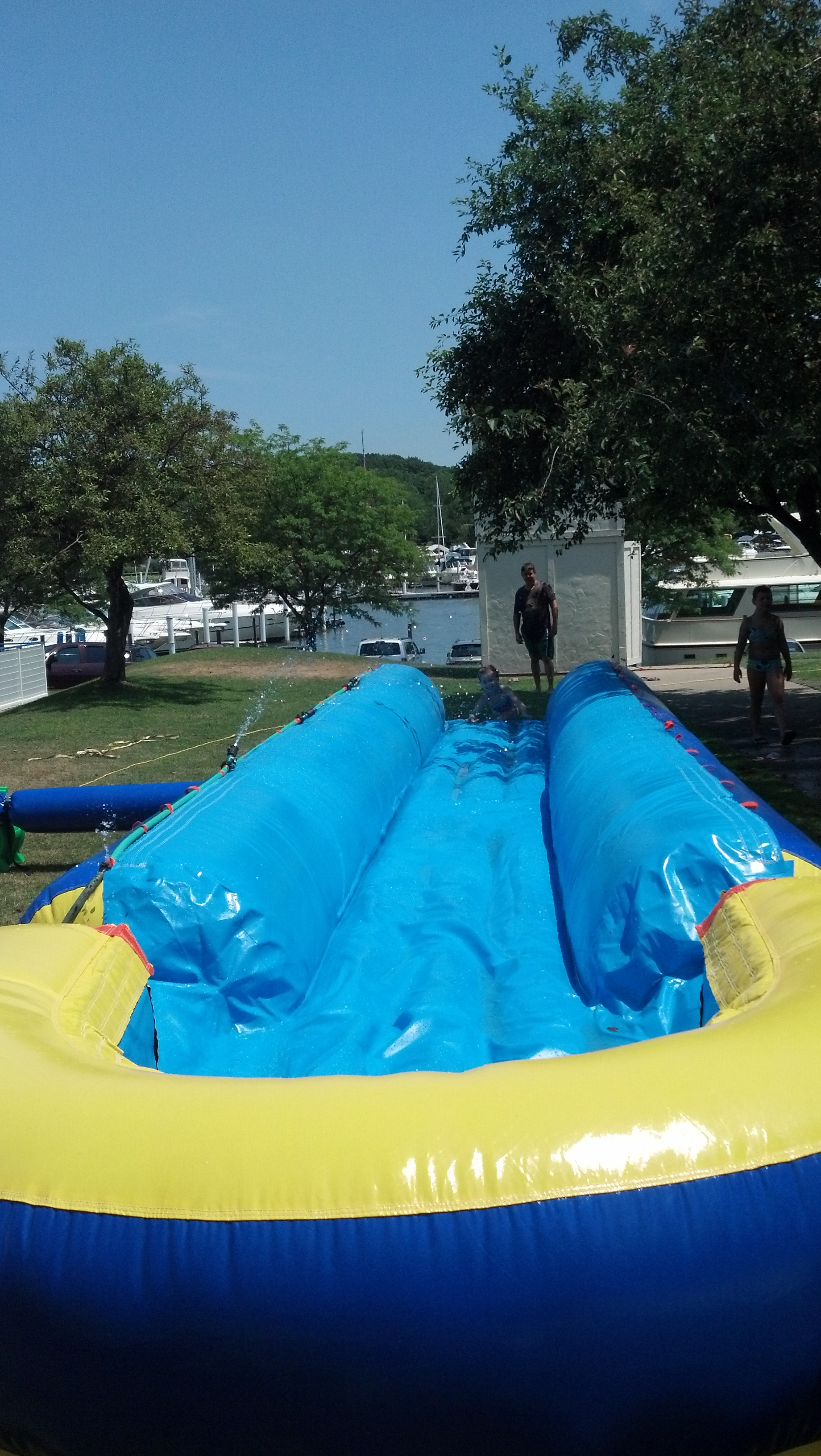 slip n slides u2013 inflatables u0026 mobile video game parties