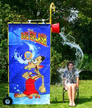 bucket splash dunk tanks westlake avon ohio