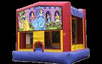 disney princess inflatable