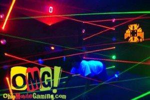heist laser maze rental