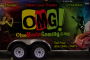 OMG Gaming Theater Trailer Wrap