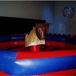 mechanical bull rentals, cleveland akron oh,