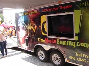 Video Game Truck Cleveland OHIO