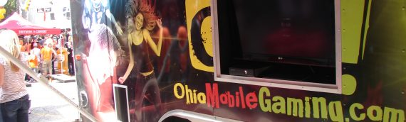 Mobile Video Game Party Trucks are Here to Stay
