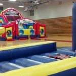 inflatables @ oak harbor after prom