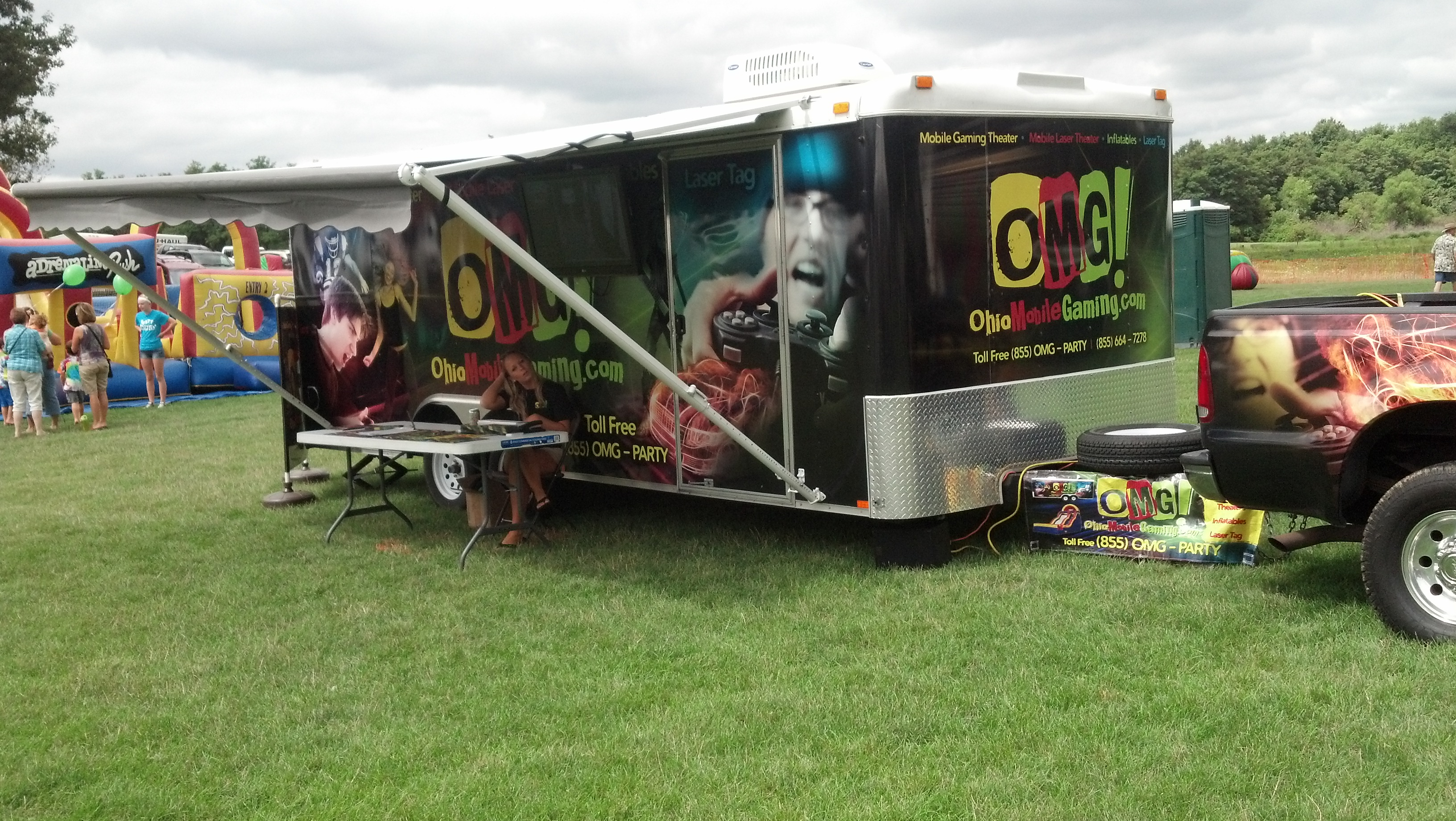 Barley Ohio Club >> Ohio Mobile Gaming Events – Birthday Party, Graduation, Prom & Special Event Highlight ...