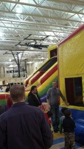 Inflatables in Canton OH (Stark County) for rent