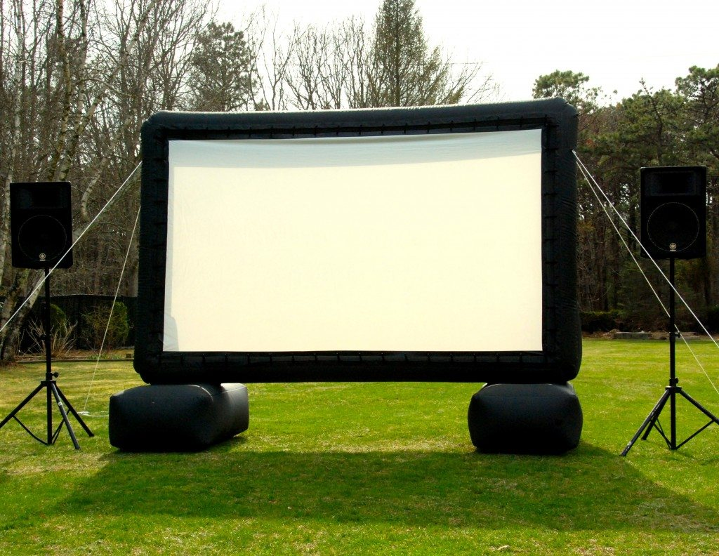 Inflatable Movie Screen Rentals In Akron Canton