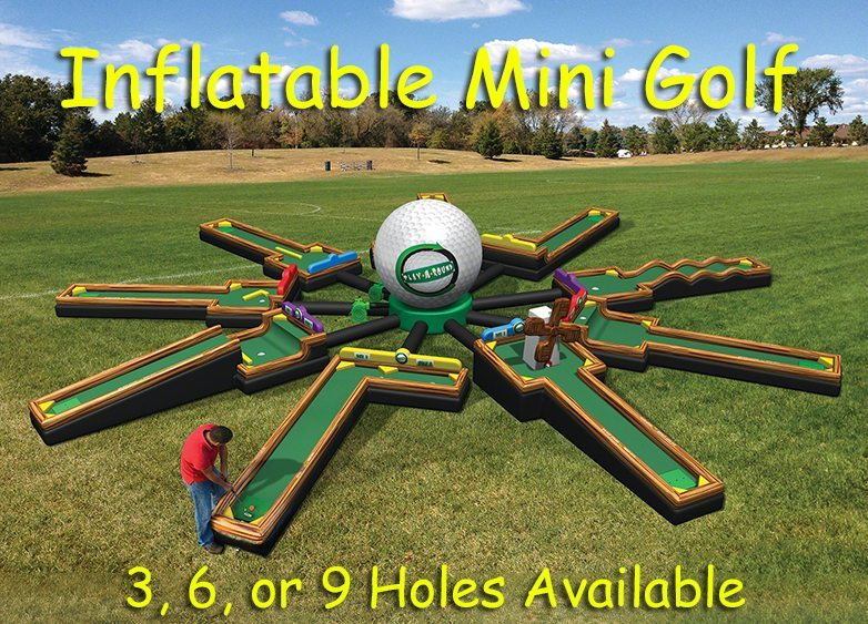 mini golf,. miniature golf, putt putt rental