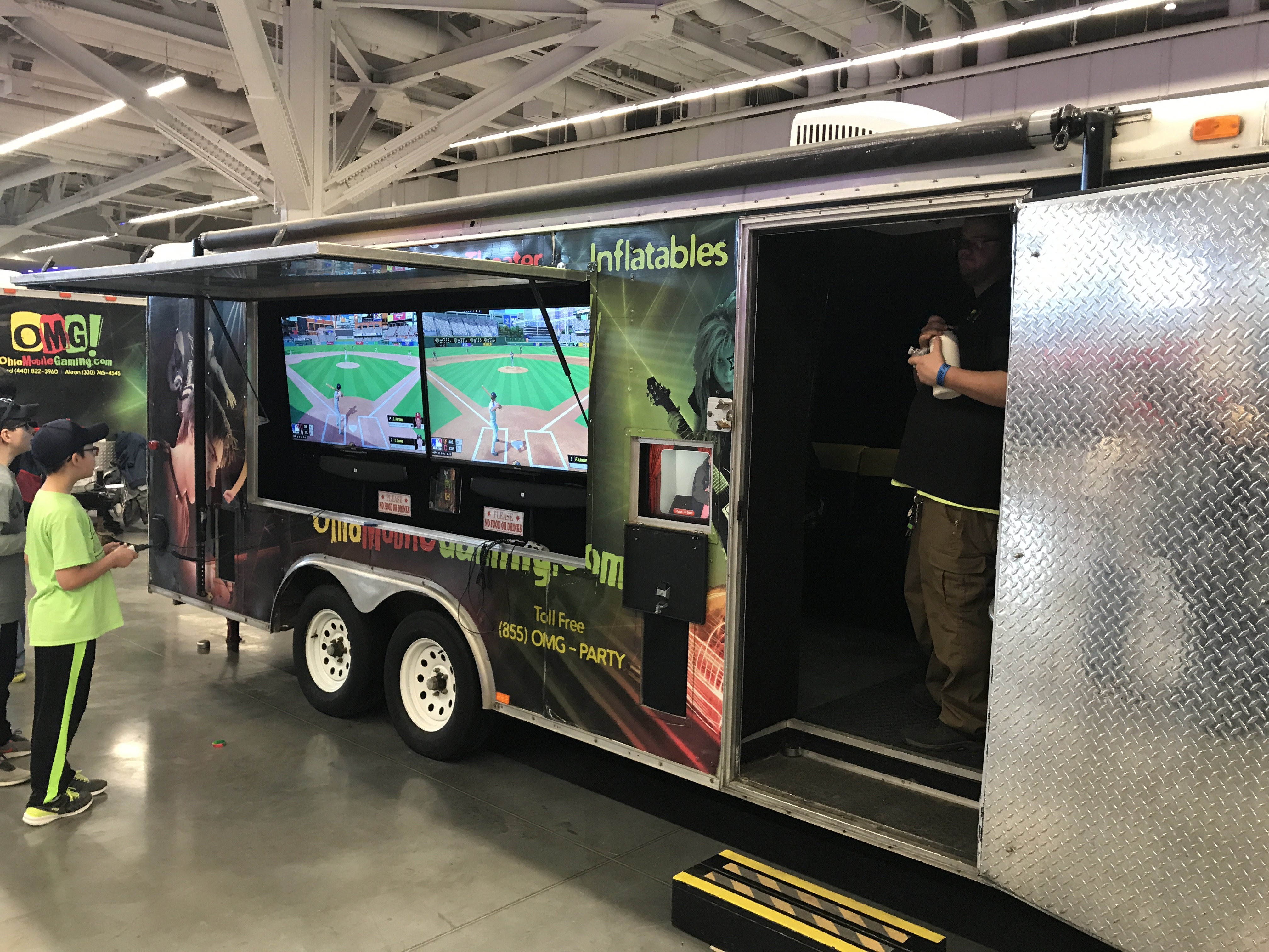 Summit Truck Group >> Mobile Video Gaming Theater Parties – Akron, Canton & Cleveland OH – Inflatables & Mobile Video ...